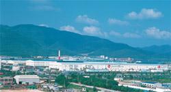 Завод в Чангвоне